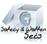 Safety & Waffen-Sets