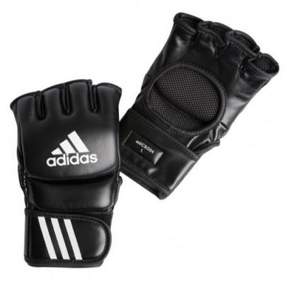 super popular new york running shoes adidas MMA Handschuh UFC in schwarz und blau | Freefight ...